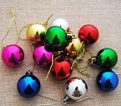 cheap plastic set ornaments in