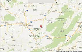 Wv Map West Virginia May 2013 U2013 Part I Michigan Traveler