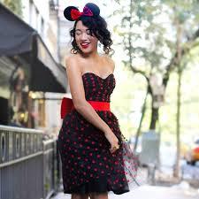 Buy Glam Red Minnie Costume by Dead Minnie Minnie Mouse Costume Ideas Popsugar Love U0026