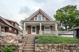 just listed darling craftsman style bungalow steps from antique