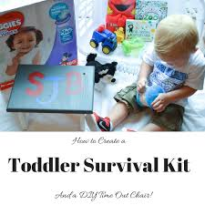 Time Out Chairs For Toddlers A Toddler Survival Kit U2013 All Things Lovely