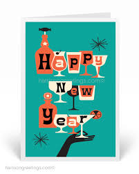 2017 happy new year greeting cards modern new years decor ideas