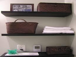 modern bathroom storage cabinet bathroom stylish custom carpenter made modern towel storage with