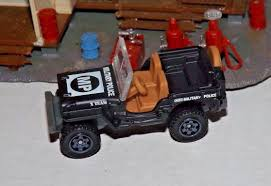 military police jeep matchbox u002743 jeep willys new out of u002716 military 5 pack black