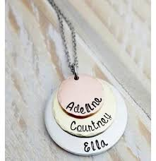 kids name necklaces innovation kids name necklace best children necklaces products on