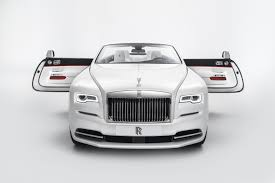 roll royce celebrity the latest rolls royce dawn is inspired by fashion architectural