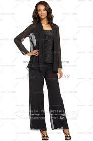 dressy pant suits for weddings black of the wedding suits with sequins vest nmo 043