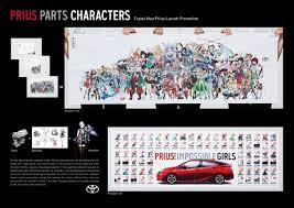 toyota prius parts toyota prius prius parts characters board