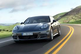 porsche truck 2014 porsche panamera facelift gets new lwb 410hp turbo v6 and plug in