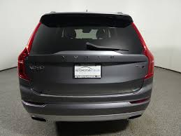 volvo xl 90 2017 used volvo xc90 t5 awd 5 passenger momentum suv available at