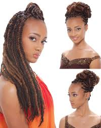 Transitioning Protective Styles - do the marley braid