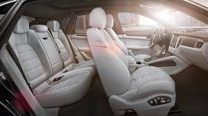 porsche macan white interior porsche macan turbo with performance package mawater arabia