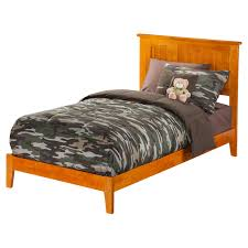 Wood Panel Bed Frame by Urban Lifestyle Orlando Platform Bed Hayneedle