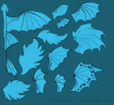 free use wings patterns by hontor on deviantart