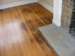 to remove the urine smell from your hardwood floor use enzyme