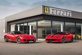 ferrari dealership showroom ferrari dealership sytner ferrari sales