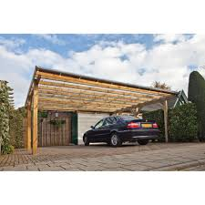 carports tuin 20ft x 16ft 6m x 5m carports double carport