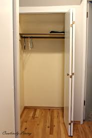 moving mountains a coat closet makeover by creatively living blog