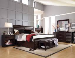 Cal King Beds Buy Sable California King Bed W Storage One Side By Pulaski From