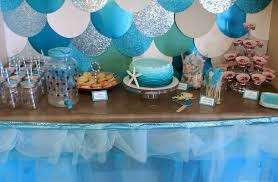 mermaid party ideas mermaid party centerpiece ideas decorating of party