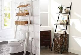 Bathroom Ladder Shelves Bathroom Shelves Toilet Funtown Home