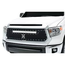 30 Led Light Bar by T Rex Grilles 6319641 Toyota Tundra Main Grille Torch W Led 14 17