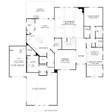 stonegate new home plan fort mill nc pulte homes new home