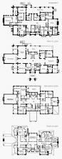 1647 best architecture floor plans vintage images on pinterest