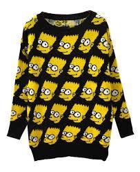 bart sweater oversized sweater