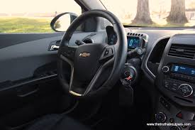 Chevrolet Sonic Interior 2012 Chevy Sonic Ltz Turbo Interior Dashboard Picture Courtesy