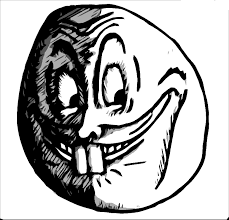 Yes Meme Face - mischievous rage face by seanwpatterson on deviantart