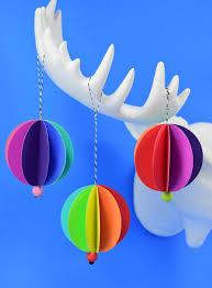 paper ornaments a bigger