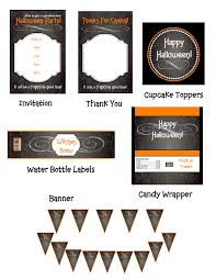 free halloween printables from design 13 catch my party