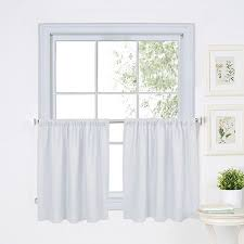 White Cotton Curtains Lovely White Eyelet Kitchen Curtains Taste Teawingco Best 25 Ready