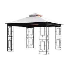 Replacement Pergola Canopy by Parts U0026 Accessories Canopies The Home Depot