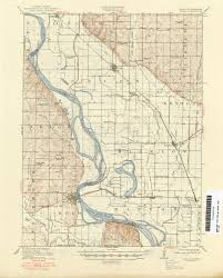 San Francisco Topographic Map by Missouri Historical Topographic Maps Perry Castañeda Map