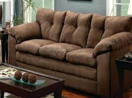 brown microfiber sofa bed brown microfiber couch set veneziacalcioa5 com