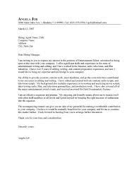 best ideas of writing a winning cover letter samples for your