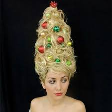christmastreehair hashtag on