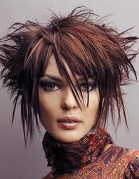 medium length hairstyles 20 funky hairstyles for medium length hair