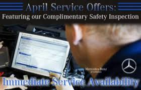 mercedes service offers april service specials at mercedes of littleton mercedes