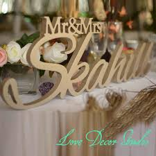 mr and mrs wedding signs mr and mrs last name wedding wedding sign mr mrs last name