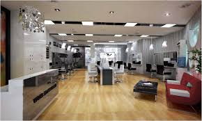 barber shop interior colors beauty salon designs also wall paints