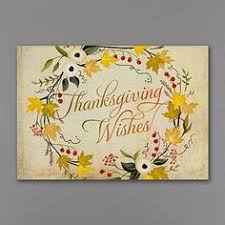 thanksgiving wishes card personalized business thanksgiving