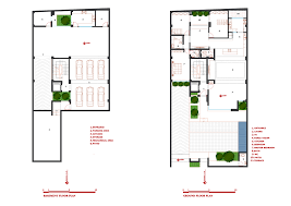 Ground Floor Plan Gallery Of Mehrabad House Sarsayeh Architectural Office 11