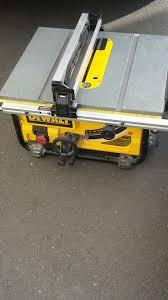 dewalt table saw guard dewalt table saw wit guard tools machinery in oakland ca offerup