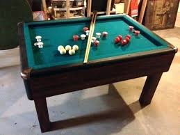 slate bumper pool table round pool table with bumpers bumper pool table used bumper pool
