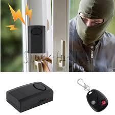 tripleclicks com alarm system remote control detector alert