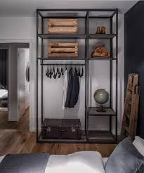 Industrial Style Furniture by Think Different Industrial Style Closet Designs Modern Home Decor
