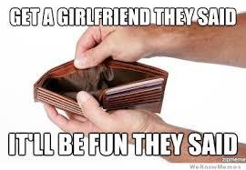 Meme Wallet - empty wallet weknowmemes